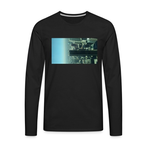 1006171153LA - Men's Premium Long Sleeve T-Shirt