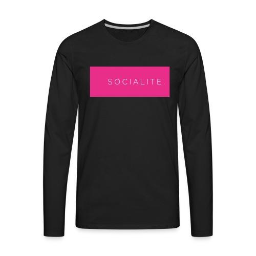 Sweetie - Men's Premium Long Sleeve T-Shirt