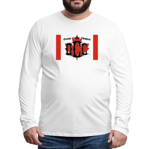 OCC Canada - Men's Premium Long Sleeve T-Shirt