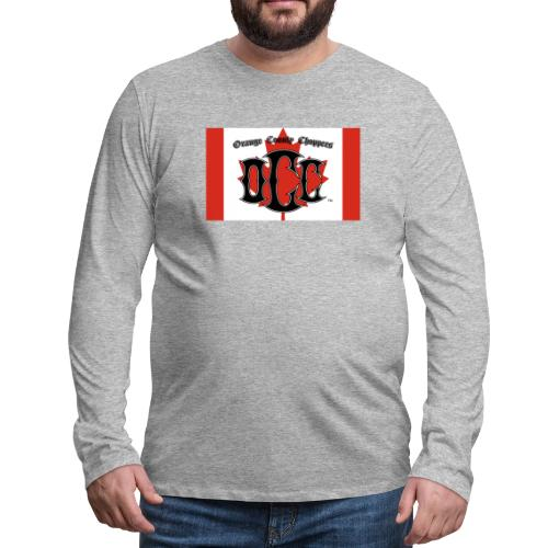 OCC Canada - Men's Premium Long Sleeve T-Shirt