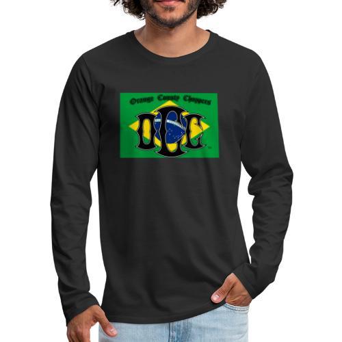 OCC Brazil - Men's Premium Long Sleeve T-Shirt