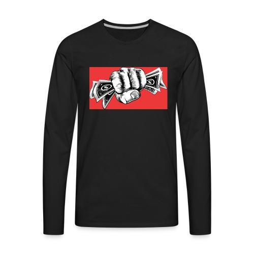 Legendary Cashe Apparel - Men's Premium Long Sleeve T-Shirt