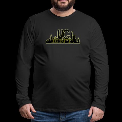 UG ENT - Men's Premium Long Sleeve T-Shirt