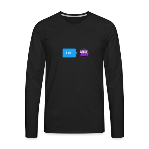 Lol - Men's Premium Long Sleeve T-Shirt