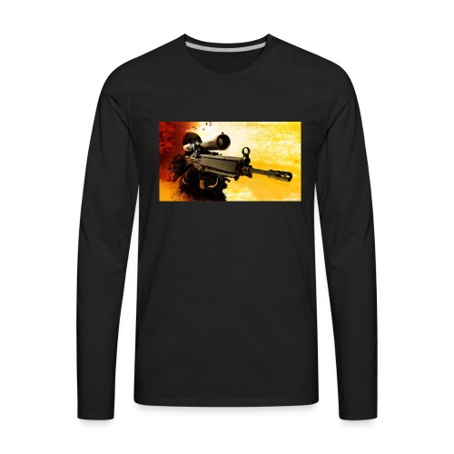 CS-GO-UL LUI ALEX - Men's Premium Long Sleeve T-Shirt