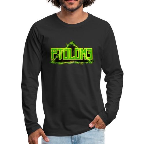 The greeek god - Men's Premium Long Sleeve T-Shirt