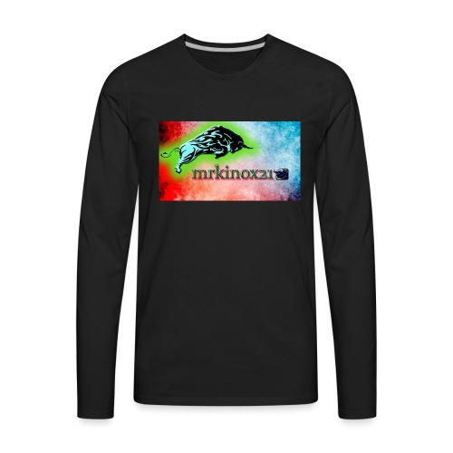 Taurus mrkinox - Men's Premium Long Sleeve T-Shirt