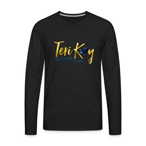 TERI KAY - Men's Premium Long Sleeve T-Shirt