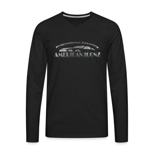 American_Iconz_shirt - Men's Premium Long Sleeve T-Shirt