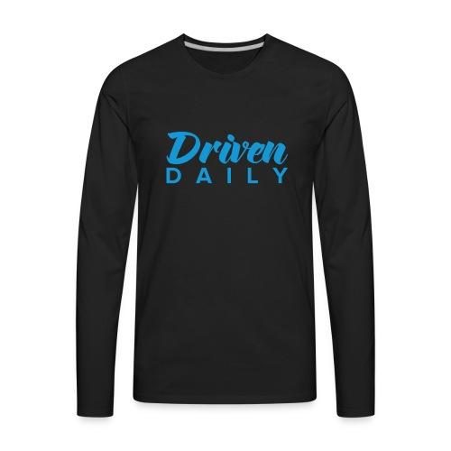 Driven Daily - Men's Premium Long Sleeve T-Shirt