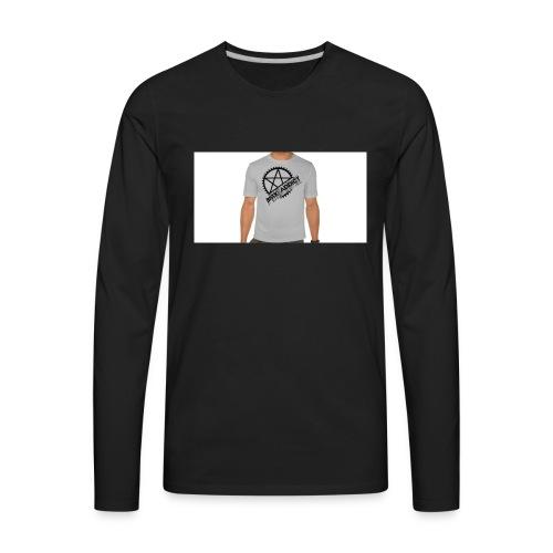 bmx_poleras - Men's Premium Long Sleeve T-Shirt