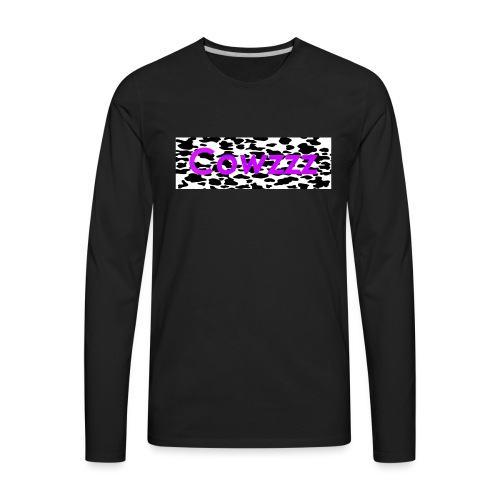 COWZzz - Men's Premium Long Sleeve T-Shirt