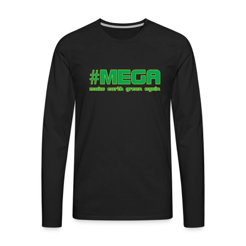 #MEGA - Men's Premium Long Sleeve T-Shirt
