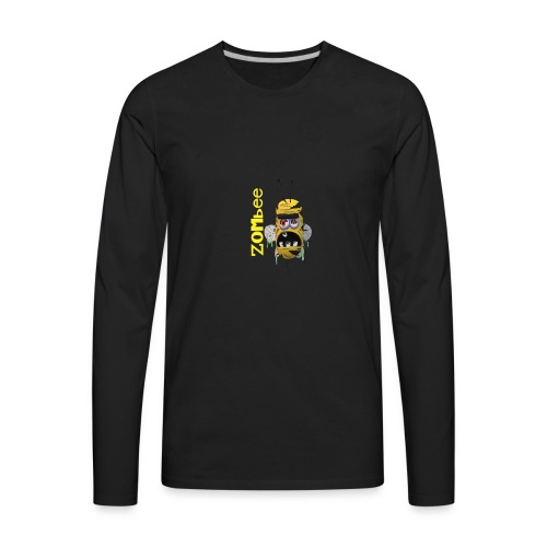 zombee - Men's Premium Long Sleeve T-Shirt