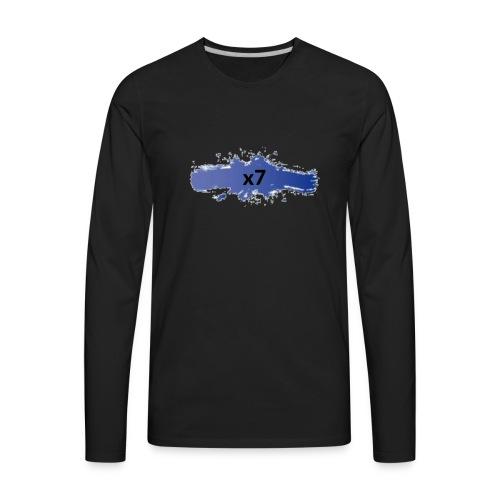 clas x7 - Men's Premium Long Sleeve T-Shirt