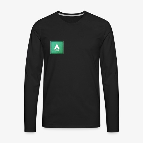 AE Logo - Men's Premium Long Sleeve T-Shirt