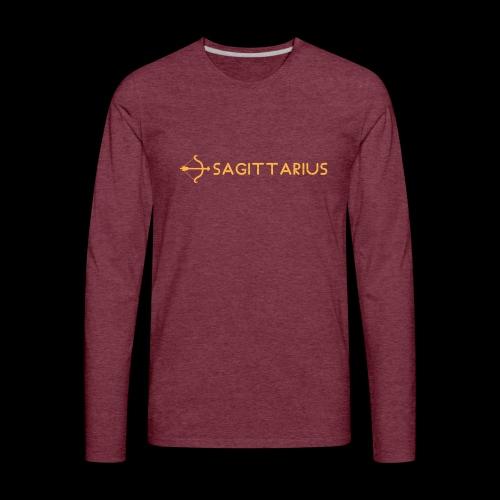 Sagittarius - Men's Premium Long Sleeve T-Shirt