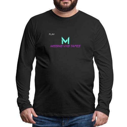 MVT updated - Men's Premium Long Sleeve T-Shirt