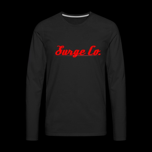 Surge Co. - Men's Premium Long Sleeve T-Shirt