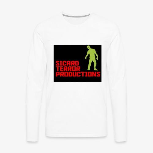 Sicard Terror Productions Merchandise - Men's Premium Long Sleeve T-Shirt