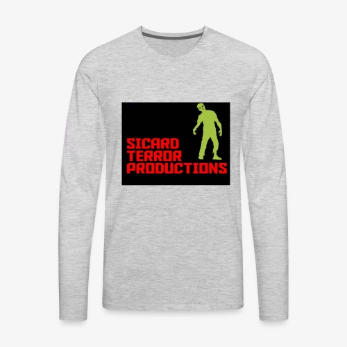Sicard Terror Productions Merchandise - Men's Premium Long Sleeve T-Shirt