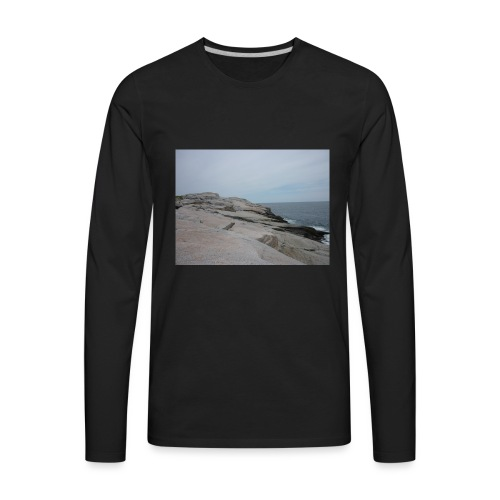P1000118 - Men's Premium Long Sleeve T-Shirt