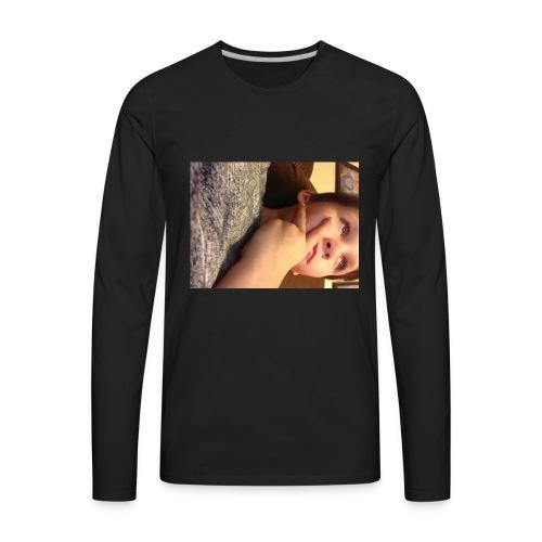 Lukas - Men's Premium Long Sleeve T-Shirt