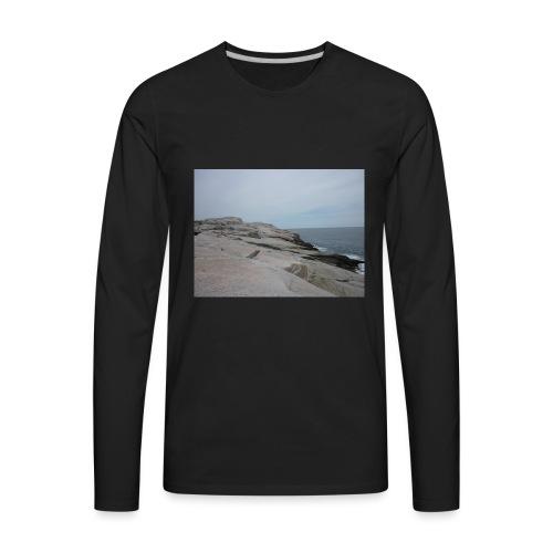 P1000118 - Men's Premium Long Sleeve T-Shirt