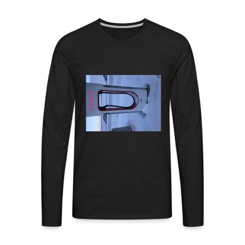 DC65CD4E 968F 4209 908B 3F6F3A7279D1 - Men's Premium Long Sleeve T-Shirt