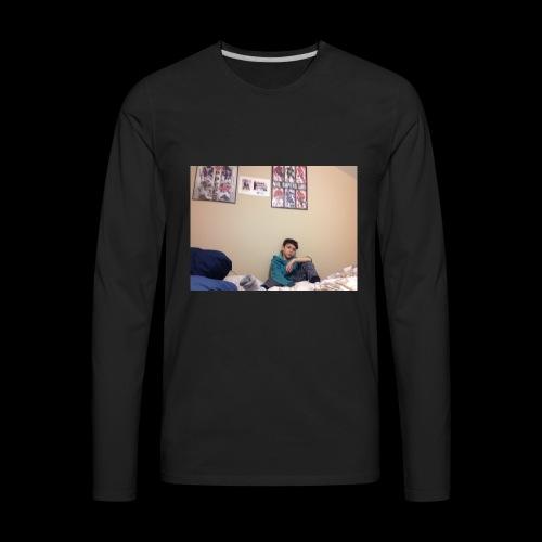 William - Men's Premium Long Sleeve T-Shirt