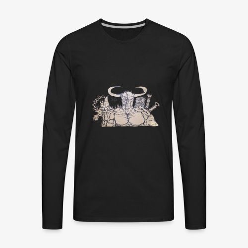 bdealers69 art - Men's Premium Long Sleeve T-Shirt