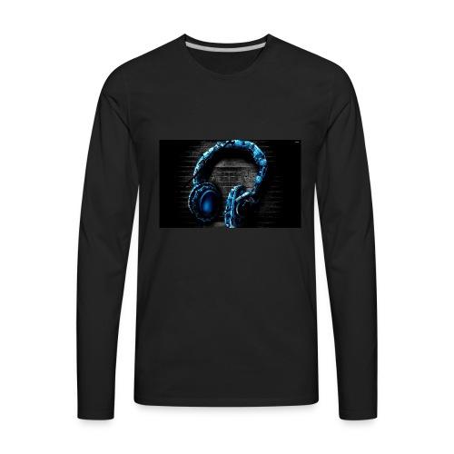 Elite 5 Merchandise - Men's Premium Long Sleeve T-Shirt