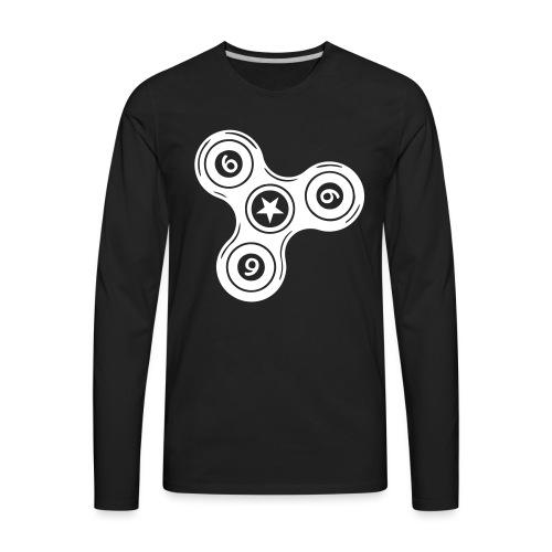 Fidget Sinner - Men's Premium Long Sleeve T-Shirt