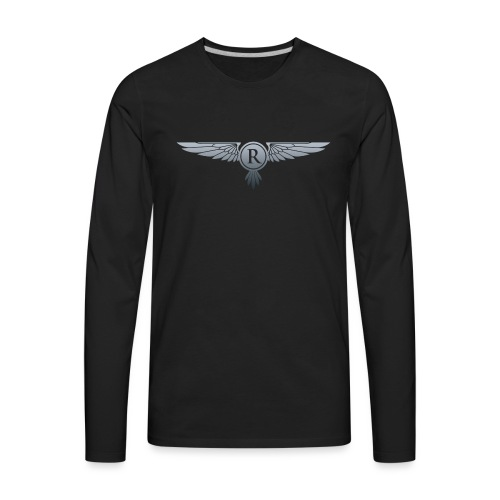 Ruin Gaming - Men's Premium Long Sleeve T-Shirt