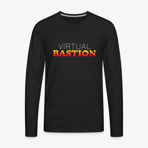 Virtual Bastion - Men's Premium Long Sleeve T-Shirt
