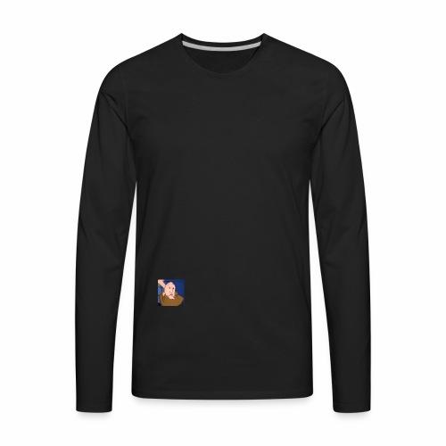 shagy T - Men's Premium Long Sleeve T-Shirt