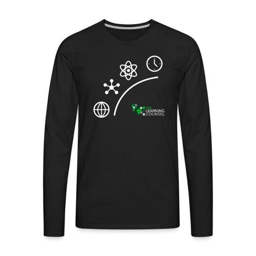 Matter Energy Space Time - Men's Premium Long Sleeve T-Shirt