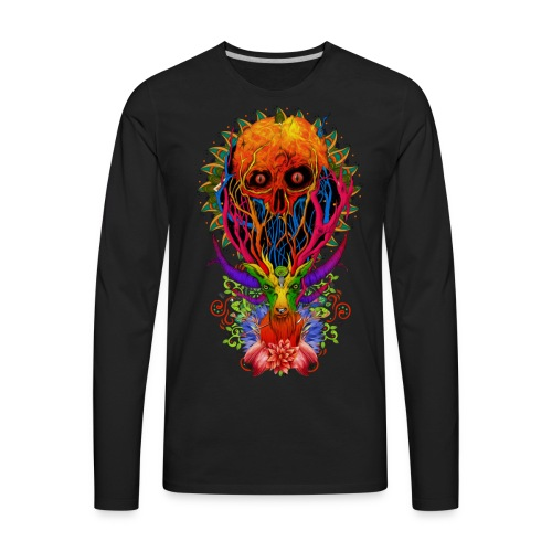 STAGG - Tribal Psychedelic - Men's Premium Long Sleeve T-Shirt