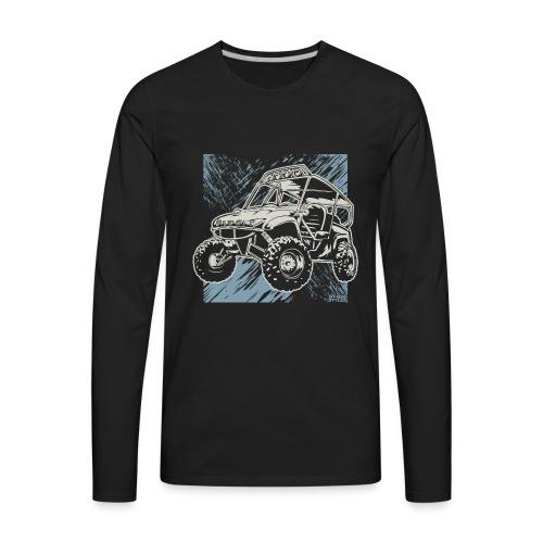 UTV Baja Off-Road Sports - Men's Premium Long Sleeve T-Shirt