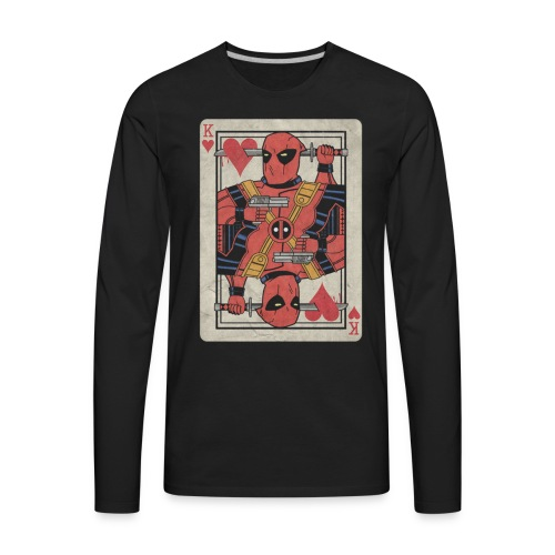 Dp Fanmade Shirt - Men's Premium Long Sleeve T-Shirt