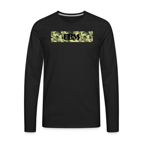 Camo - Men's Premium Long Sleeve T-Shirt