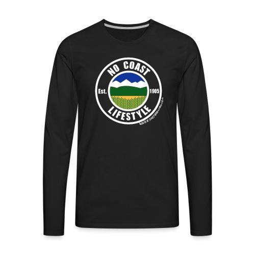 NCL Alberta - Men's Premium Long Sleeve T-Shirt