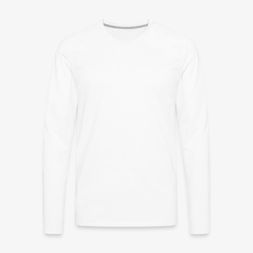 All I Want For Christmas Are Gains - Men's Premium Long Sleeve T-Shirt