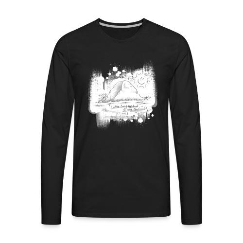 Listen to Hardrock - Men's Premium Long Sleeve T-Shirt