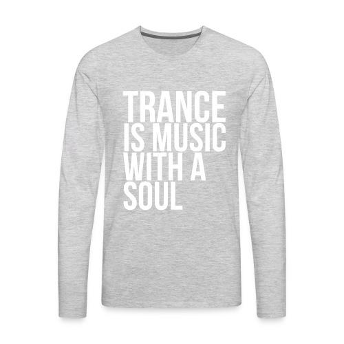 Trance soul - Men's Premium Long Sleeve T-Shirt