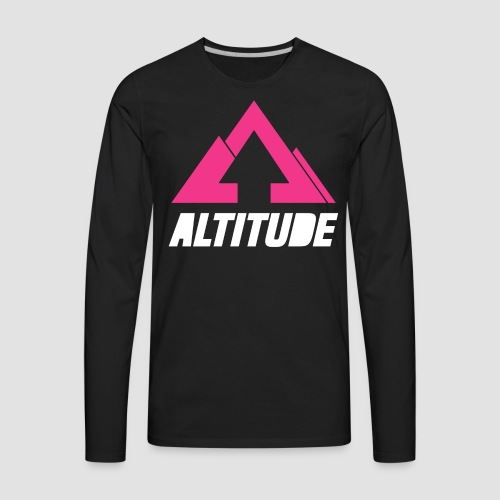 Empire Collection - Pink - Men's Premium Long Sleeve T-Shirt
