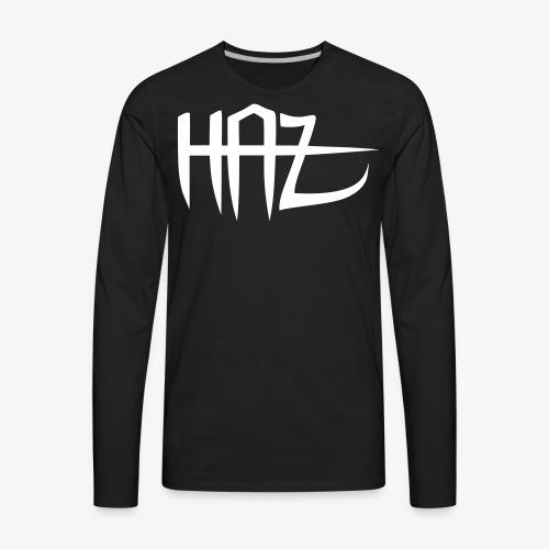 H.A.Z - Men's Premium Long Sleeve T-Shirt