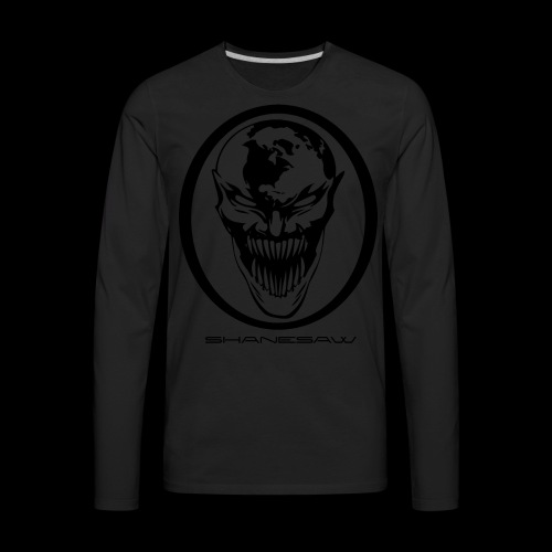 SHANESAW LOGO! - Men's Premium Long Sleeve T-Shirt