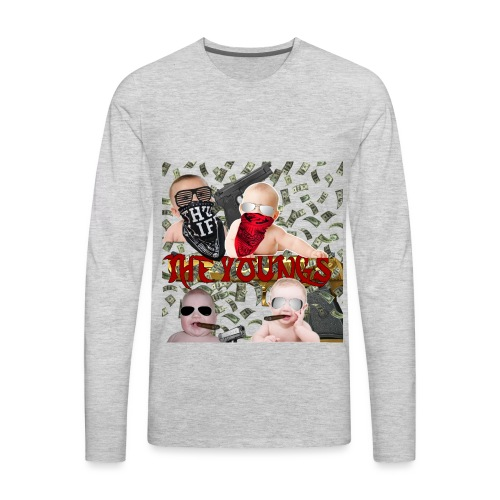The Youngs - Men's Premium Long Sleeve T-Shirt