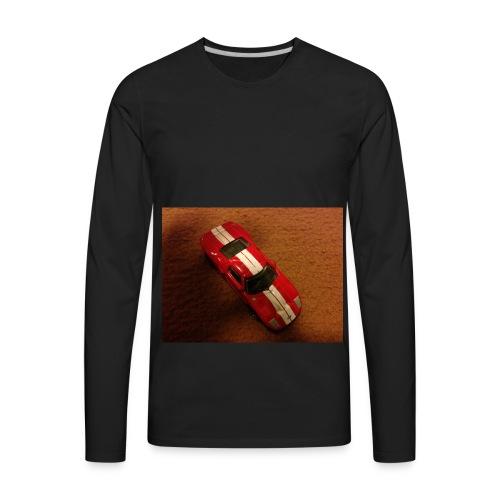 FORD GT - Men's Premium Long Sleeve T-Shirt